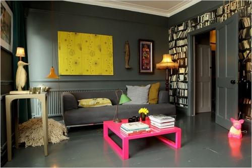 Lowlife Living Room