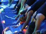 Small Life, Slow Life: The Time I Did Yoga with 300 People, plus Link Love! {Photos, Videos, Links – ohmy!}