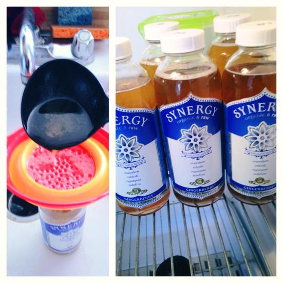 It's so much easier than you think to make your own kombucha - I was blown away!