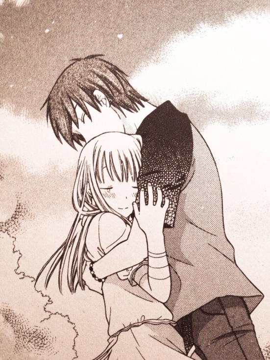 Kyo & Tohru: I heart them for life