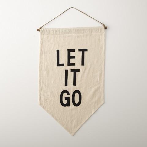 let it go banner