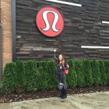 Small Life, Slow Life: 49/100 {What it's really like to work forlululemon.}