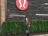 Small Life, Slow Life: 49/100 {What it's really like to work for lululemon.}